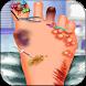 Little Foot Doctor- kids games by JoshDang