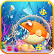 Crazy Fish Eat Fish by IU Puzzle Match