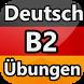 German grammar Exercises B2 by Deutsche Übungen