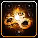 Fidget Spinner Lock Screen Pro by Creative Pixel Studio