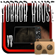 Horror House for cardboard by IbaiLUX