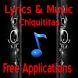 Lyrics Musics Chiquititas by arifmedia