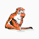 Bengal Tiger Hot Yoga by Branded Apps by MINDBODY