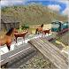 Animal Transport Train Sim 3D by MegaByte Studios - 3D Shooting & Simulation Games