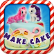 How Pony Make Little Cake Decorations
