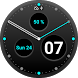 Orbit Alpha Watch Face by Ulrich Schonhardt