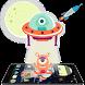 Little Monster Launcher Theme