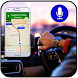 GPS Voice Maps Navigation–Driving Route Direction