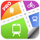 NYC Subway,Bus,Rail,Bike Maps by 98ideas