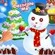 Christmas Snowman Dressup & Xmas Tree Decoration