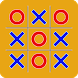 Tic Tac Toe Game by Onyx Gemstone