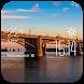 Omsk weather widget/clock by Widget Dev Studio