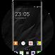Black Feather Theme HD for Samsung Galaxy A5