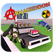 Legend Strike Armageddon Pixel Car 3D Gun Zombie by recs games