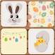 Memory game for kids : Easter by Reminiscenz'