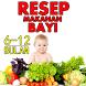 Resep Makanan Bayi 6-12 Bulan by akutresno