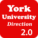 York University Direction by Kyle Huynh
