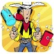 Lucky Luke Shoot & Hit by Anuman