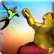 Ant Hero vs Incredible Monster Hero: Micro Battle