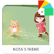 Childhood Xperia Theme by Nota Dao