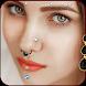 Piercing Photo Editor - Facial Piercing