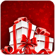 Christmas Gift Stickers by Innovcoders