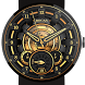 ROCAS Mechanic Watch Face