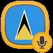 Radio Saint Lucia by Almuhase