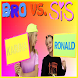 SIS vs BRO Family by dev ytb