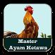 Master Suara Ayam Ketawa