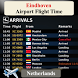 Eindhoven Airport Flight Time by AsoftTechnology