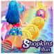 Subway Blue Shopkins Run by Tanralili