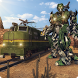 Robot Transform Train Simulator : Robot War Game
