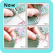 Knitting Technique Step by Step by Tapis Dev