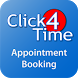 Appointment Booking Click4Time by Click4Time Software Inc.