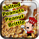 Salted Peanuts Peanut Brittle by Rossome Marketing