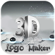 3d logo maker & 3d logo design by Logic App Wallet
