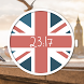 United Kingdom Flag Watch Face by Vitamin Labs.