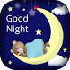 Good Night Images 2018 - 2018 Good Night Wallpaper by Vitro Graphics