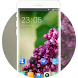 Theme for Karbonn K109 Lilac Flower Wallpaper by Launcher theme