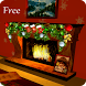 3D Christmas Fireplace HD by Christmas Wallpapers & Games