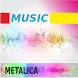 Metallica Songs by OnlineMusic