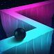 Ball Run away - Zigzag game by KYUNGSUK PARK