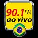 90.1 fm Radio do Brasil online Estação de Rádio by moaiapps