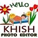 KHISH Photo editor by Francisco Salvador