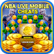 Cheats For NBA Live Mobile [ 2017 ] - prank by YSZAPPS / Cheat APPS For Clash