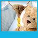 Teddy Bear Zipper Lock Screen by Zipper Lock Screen HQ