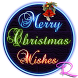 Merry Christmas SMS Wishes by R World