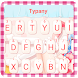 Anime Kawaii Girl Theme&Emoji Keyboard by happy emoji keyboard theme studio