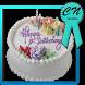 Colourful Birthday Cake Ideas by CNstudios